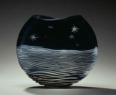 Glass Artist Kait Rhoads - Sea Star
