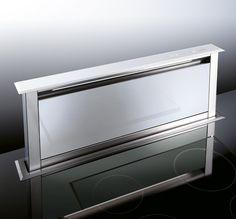 BEST STRIP GLAS (07758001) versenkbare Haube / Edestahl + Glas Weiß / 90 cm | Dunstabzugshauben | Elektrogeräte | ProKIRA - Küche, Bad und mehr ...