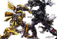 transformers jazz movie fan art - Google Search