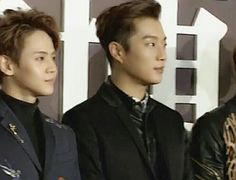 Yoseop Dujun - Beast 160107  Weibo Night Awards 2015