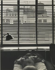 New York Interior, 1941. Edward Weston.