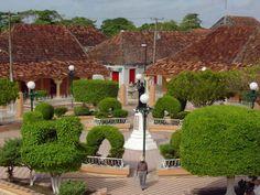 Pueblo Mágico de Palizada en Campeche.