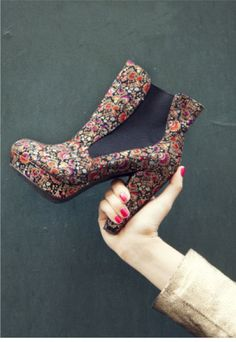 Les 10 tendances de la rentrée : Chelsea Boots