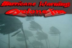 Storm Chaser Cyclone Jim - Hurricane Warning - Storm Photos and Video