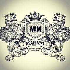 WEBSTA @ wam_brand - Another design for WAM.#WAM #wearemist #somosniebla #bornintothis #dyingforit #wamphoto #wamclothing #wam_brand #pickoftheday #gopro #photoofday #desingofday #allrightreserved #instagood #instatravel #serigrafia #selkscreen #art #instaart #artwork #abstract #artoftheday #graphicdesign #art #gargol #kings #crown #desingofday #symmetry #clothes #followforfollow #follow4follow