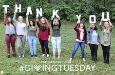 THANK YOU for participating in #GivingTuesday yesterday!  Mercy Multiplied is blessed to have your support. We're grateful for your generosity and heart to #GiveHerHope!