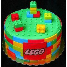 Great Lego cake