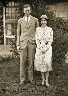 Charles and Anne Morrow Lindbergh
