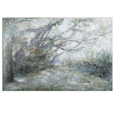 Uttermost Forest Lane Canvas Art