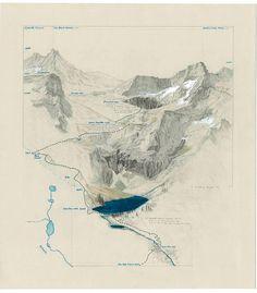Cuando la cartografía se convierte en arte. Mattew Rangel * TYS MagazineTYS Magazine