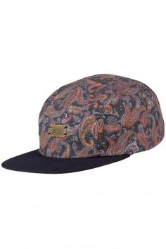 Official Crown of Laurel Stone Cold Paisleys Cap #skatedeluxe #sk8dlx #cap