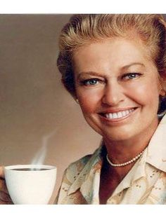 Actress Virginia Christine was born today in 1920 - she's best recognized by most Boomers as Mrs. Olson, who did those Folgers Coffee commercials for years. Thanks For The Memories, Sweet Memories, Childhood Memories, Those Were The Days, The Good Old Days, Procter And Gamble, Folgers Coffee, This Is Your Life, I Remember When