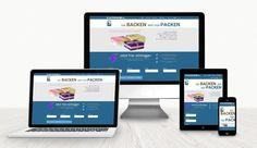 Webdesign Fa. Kafowell WebdesignLand