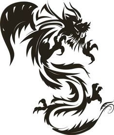Looking for some meaningful tattoo ideas for men? This article will help you with the different meaningful tattoos that you can ink and give audience to your beliefs without being vocal about it. Tribal Dragon Tattoos, Dragon Tattoo Designs, Tattoo Shows, I Tattoo, Japanese Dragon, Celtic Art, Meaningful Tattoos, Guys And Girls, Mythical Creatures