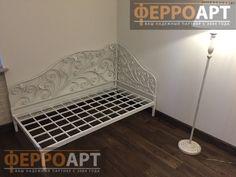 Кровати кованые металлические в Санкт-Петербурге