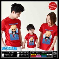 Baju Family Boss Baby Movie