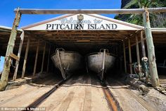 Remote location: The island is believed to have been inhabited by Polynesians for hundreds of years, but the first European encounter came when Captain Philip Carteret's HMS Swallow stumbled across it in 1767