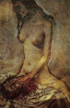 OPPENHEIMER Max - Salomé - 1913 / expressionnisme allemand