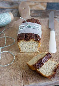 Een heerlijk, gezond tussendoortje uit de airfryer, dit bananenbrood maak je in een handomdraai. Lekker, makkelijk en een gezonde keus!