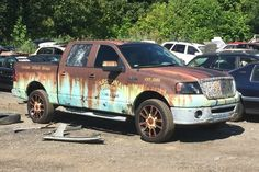 Rust Wrap Design for Arizona Designs