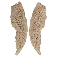 wooden wings, yes.