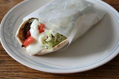 How to make homemade Maritime Donairs