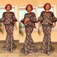 I love Ankara . fabric by @fabadore_fabrics  designed & stitched to perfection  by @veevaglam_couture  Gele/MU @vivakristabelle   Giving credit to my entire household excluding the boys  for stoning my outfit to perfection while I was away ..amazing & neat job,they patiently followed the patterns I showed them...well the boys can be included .Teach them young they say ,I was amazed at their expertise....outstanding turnout