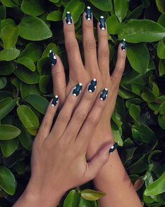 30 Amazing Nail Art Ideas to Inspire Your Next Mani Teen Nail Designs, Best Nail Art Designs, Trendy Nail Art, Cool Nail Art, Teen Nails, Art Ideas For Teens, Hot Nails, Gel Manicure, Nail Polish Colors