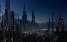 Ciudades Futuristas