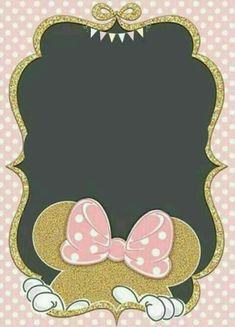New birthday party themes disney minnie mouse ideas Minnie Birthday, Birthday Party Themes, Girl Birthday, Mickey Minnie Mouse, Diy Invitations, Birthday Invitations, Mouse Parties, Diy For Girls, Shower Ideas