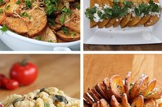 6 recipes for potatoes Vegetable Sides, Vegetable Recipes, Vegetarian Recipes, Cooking Recipes, Skillet Recipes, Cooking Gadgets, Potato Side Dishes, Veggie Dishes, Side Dish Recipes