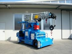 Minidrel 75B Gruniverpal, elektromos önjáró mini daru. Használat különböző iparágakban. Maximális terhelhetőség 7500kg. Minion, Crane, Nerf, Toys, Activity Toys, Clearance Toys, Minions, Gaming, Games