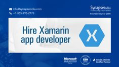Indianic Is A Top Xamarin App Development Company That Delivers