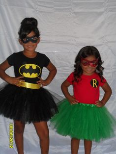 Nanananana Batman and ROBIN!
