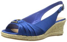 Bella Vita Women's Sharon Wedge Sandal -- Discover this special outdoor gear, click the image : Wedge sandals Unique Fashion, Fashion Design, Fashion Sandals, Pretty Shoes, Summer Shoes, Wedge Sandals, Espadrilles, High Heels, Wedges