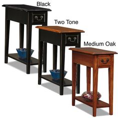 Chairside Table | Overstock.com Shopping - The Best Deals on Coffee, Sofa & End Tables