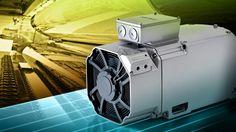 Siemens bietet IEC-Motoren durchgängig in den Wirkungsgradklassen IE2 und IE3 für den Gültigkeitsbereich der EU-Verordnung 640/2009 von 750 Watt bis 375 kW an.