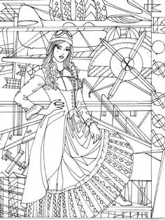 adult coloring book steampunk coloring bookadult colouring book for ladies adult coloring