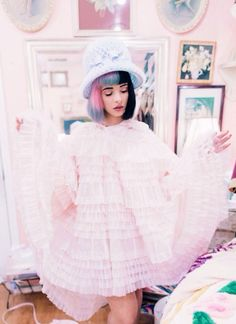 Her dress #melaniemartinez