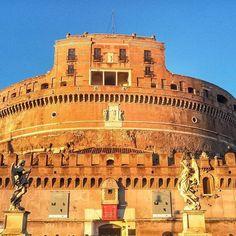 #piacereitalia #castelsantangelo #roma #italia #italy #travel