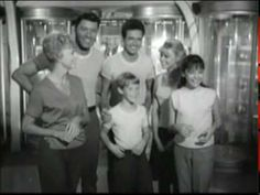 Guy Williams as John Robinson - tribute lost in space - YouTube video
