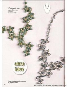"""Necklace """"Ramage"""""""