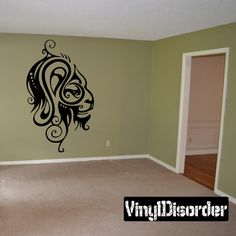 Fantasy Zodiac Wall Decal - Vinyl Decal - Car Decal - DC 8046