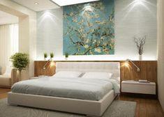 ausgefallene tapeten wohnzimmer wandgestaltung | Schlafzimmer ...