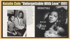 Natalie Cole - A Medley Of  For Sentimental Reasons-Tenderly, Autumn Leaves