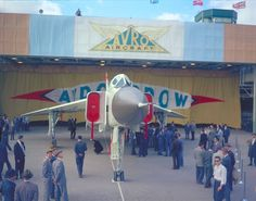Avro Arrow roll out. Fighter Aircraft, Fighter Jets, Avro Arrow, Country Strong, Experimental Aircraft, Canadian History, Aviation Art, Impala, Military Aircraft