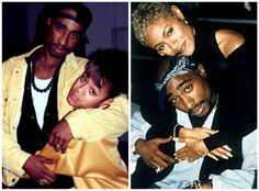 It is common knowledge that Jada Pinkett-Smith was good friends with Tupac Shakur, but it seems that their connection was deeper than most people realise! 2pac, Tupac Shakur, Las Vegas Valley, Black Love, Black Is Beautiful, Black Art, Black Couples, Cute Couples, Tupac And Jada