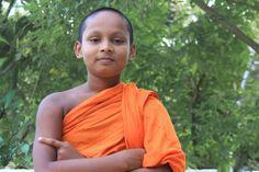 orange self-confidence in Sri Lanka