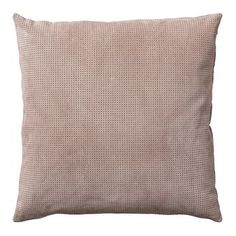 Add a luxurious touch to your sofa with Puncta cushion from AYTM. The cushion is made of soft goat suede and cotton canvas and has a decorative perforated pattern. Mix and match this cushion with other textiles for a comfortable and cozy feel! Choose from different colors.
