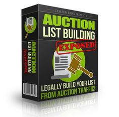 Auction List Building Exposed Review  Proven Software To Build A List Of HUNGRY Buyers With ZERO Effort ZERO Experience & ZERO Money